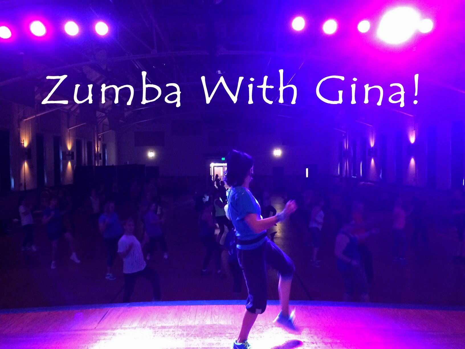 Zumba with Gina Pic