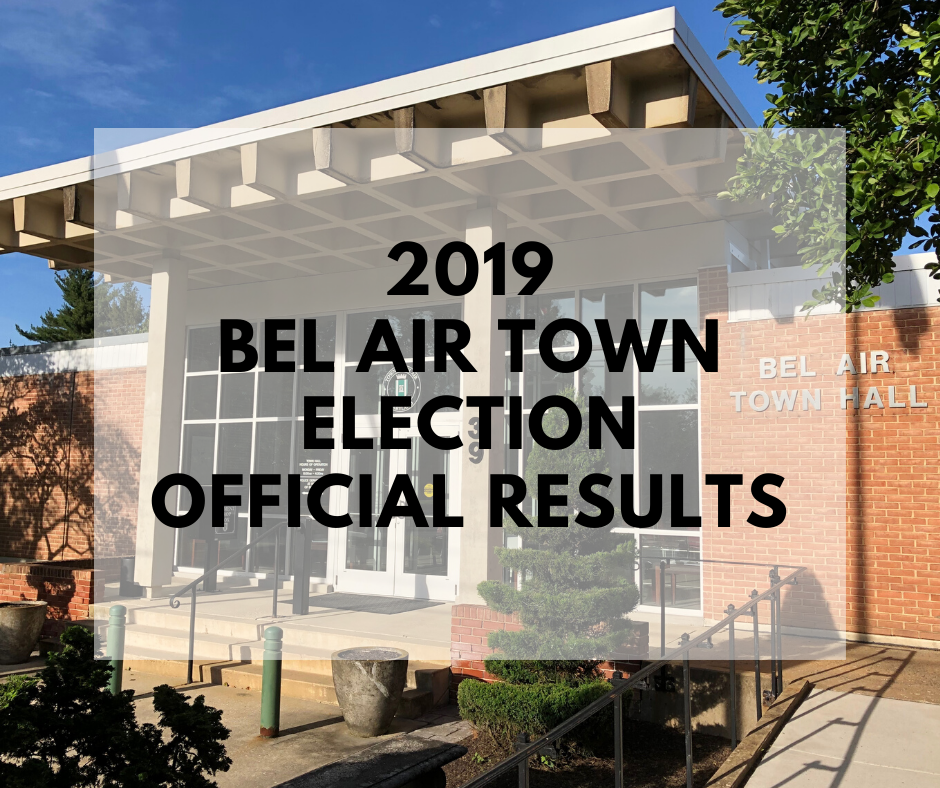 2019 Election Results