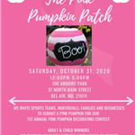Pink Pumpkin Patch